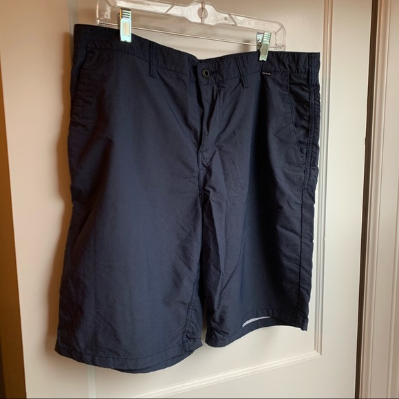Hurley Nike Dri-Fit Navy Shorts